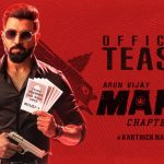 """Lyca's Arun Vijay in  """" Mafia  """"  Coming Soon"""
