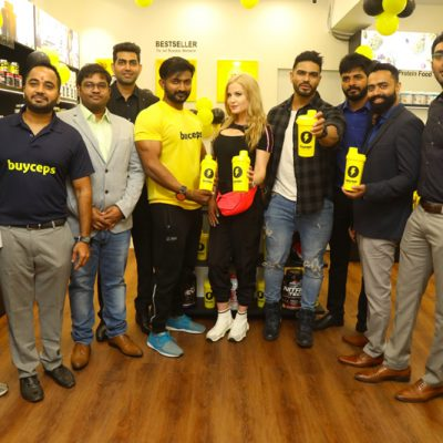 "Event Stills of Grand Opening of ""Buyceps Chennai"""