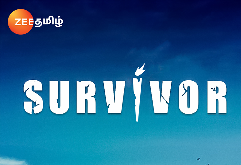 """The ultimate fight for survival to come alive first time on a Tamil Television. Zee Tamil set to launch the worldwide famous reality show """"Survivor"""" in India"""