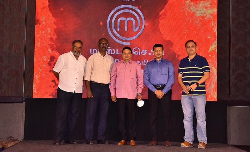 Ishari K. Ganesh Speech @ Master Chef Tamil – Grand Launch in Chennai