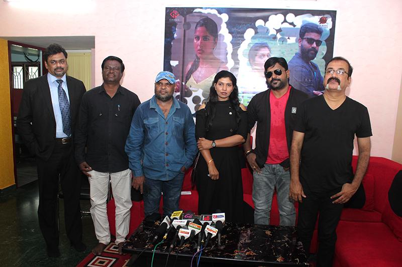 """Director /Actor Sanjay Ram Speech @ """"Green Chillies""""  Movie Press Meet"""