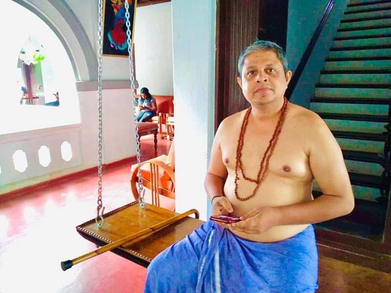 திகில் மர்மம் கலந்த த்ரில்லராக உருவாகும் 'கருவு'