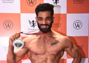 R. Manikandan bags Silver Mdal at 12th WORLD BODY BUILDING AND PHYSIQUE WORLD CHAMPIONSHIP 2021