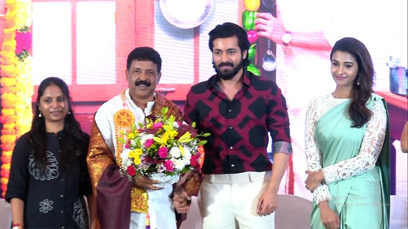 Harish Kalyan, Priya Bhavanishankar Speech @ Oh Manapenne Movie Press Meet