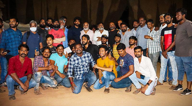 இயக்குநர் லிங்குசாமி இயக்கத்தில் Srinivasaa Silver Screen வழங்கும் RAPO19 படத்தின் இரண்டாம் கட்ட படப்பிடிப்பு இனிதே நிறைவடைந்தது !